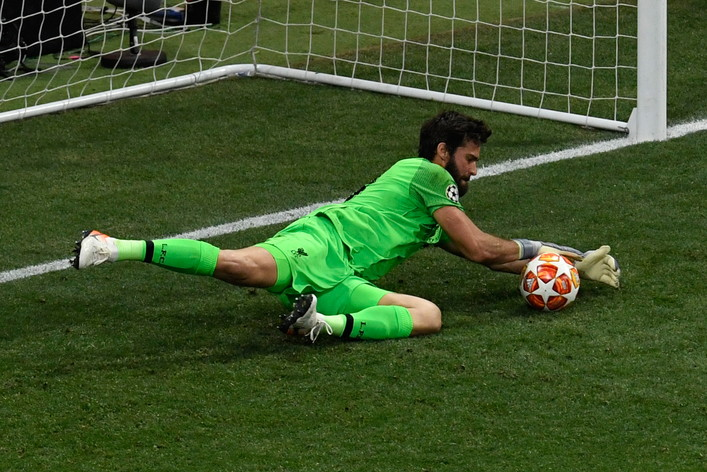 Alisson Becker (portiere, Liverpool)