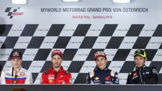 """MotoGP, Rossi: """"A Brno è andata meglio, ma non posso essere soddisfatto"""""""