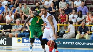 Verona Basketball Cup, l'Italia dilaga contro il Senegal