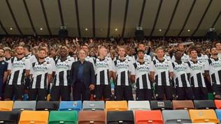Udinese, la prima maglia ricorda quella di Zico
