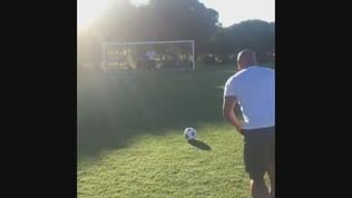 Roberto Carlos: come nel 1997 con la Francia