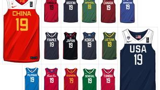 Basket, sfilano le maglie per i Mondiali