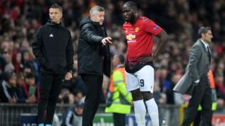 """Manchester United, Solskjaer congeda Lukaku: """"Era tempo di andare"""""""
