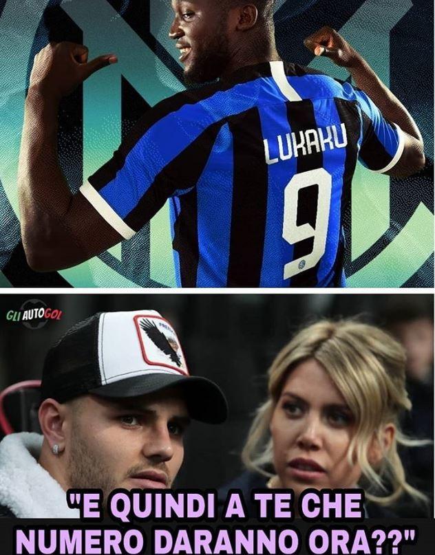 Con l'arrivo di Romelu Lukaku e la quasi certa partenze di Mauro Icardi, la maglia numero 9 dell'Inter ha un nuovo proprietario e i tifosi ner...