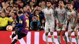 Uefa: Messi batte Ronaldo, è suo il gol più bello della stagione