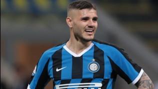 Inter, Icardi: o la Juve o resta. Con l'ipotesi di giocare il 10% delle partite