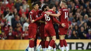 Premier League, Liverpool-Norwich 4-1: Klopp parte bene