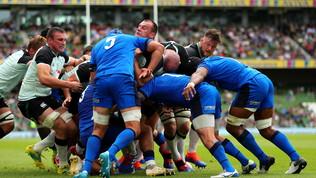 Rugby, Irlanda-Italia 29-10 nel test match di Dublino