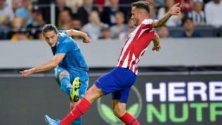 International Champions Cup: Atletico Madrid-Juventus 2-1, Joao Felixstende Sarri