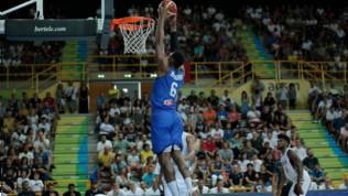 Verona Basketball Cup: l'Italia batte per 72-54 il Venezuela, ma non incanta