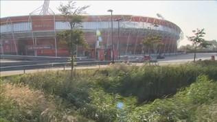 Az Alkmaar shock, tragedia sfiorata