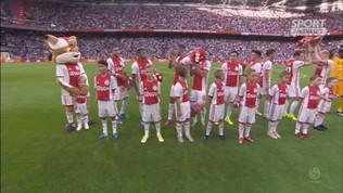 Eredivisie, Ajax-Emmen 5-0