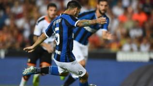 Trofeo Naranja: l'Inter vince ancora ai rigori, Valencia abbattuto da Bastoni