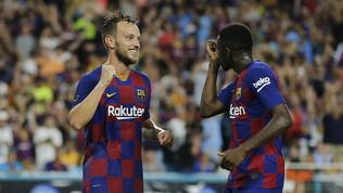 Inter scatenata, obiettivo Rakitic: ma il Barça vuole 50 milioni