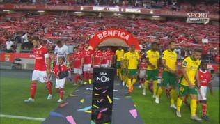 Benfica travolgente: 5-0, segna anche l'ex Napoli Vinicius
