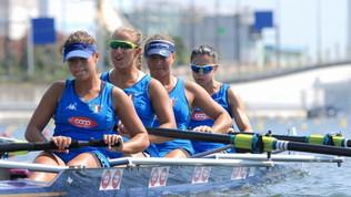 Canottaggio, tutte le medaglie italiane ai Mondiali juniores