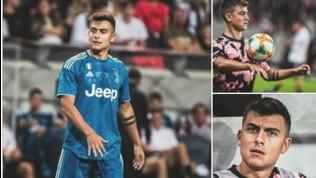 Juventus, un diamante è per sempre: post criptico di Dybala