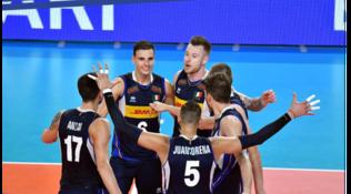 Volley, Preolimpico: show Italia! 3-0 alla Serbia e Olimpiadi assicurate<br />