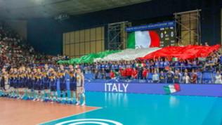 Volley: gli azzurri volano a Tokyo 2020