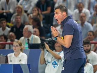 L'Italia di Blengini batte 3-0 la Serbia e conquista il pass per le Olimpiadi