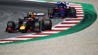 F1, la Red Bull retrocede Gasly: ecco Albon