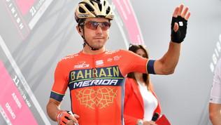 Ciclismo, Pozzovivo investito mentre si allenava: frattura multiple