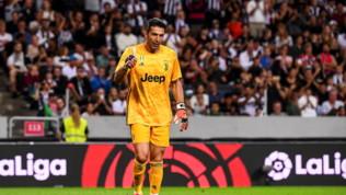"""Juve, la lettera di Buffon: """"Sono tornato a casa e ho ritrovato il feeling coitifosi"""""""