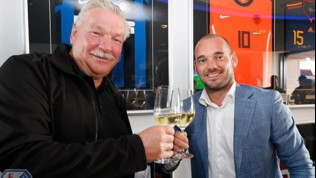 """Olanda: Wesley Sneijderha annunciato il ritiro. L'Inter: """"Un onore"""""""