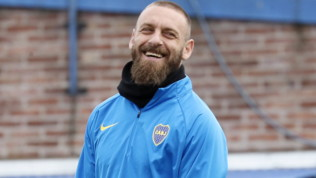 Boca Juniors, convocato De Rossi: pronto all'esordio