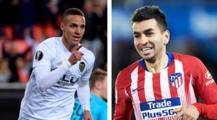 Atletico su Rodrigo, il Milan spera nello sconto per Correa