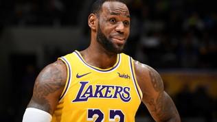 Nba, il calendario 2019-2020: derby Lakers contro Clippers alla prima, Melli subito a casa dei campioni