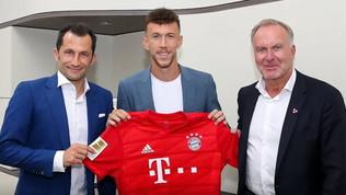 Inter: ufficiale Perisic al Bayern Monaco