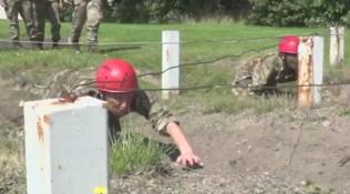 Liverpool donne, un allenamento da marines
