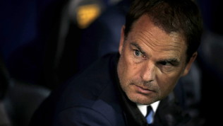 """Frank De Boer: """"Stipendi uguali nel calcio tra uomini e donne? Ora è ridicolo"""""""