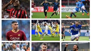 Serie A, tutti i possibili rigoristi della stagione
