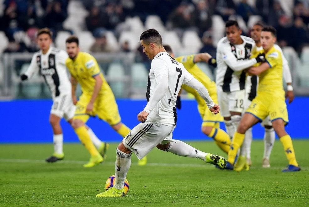 JUVENTUS - nessun dubbio: Cristiano Ronaldo