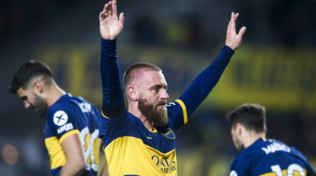 Copa Argentina, De Rossi gol e show al debutto ma il Boca viene eliminato