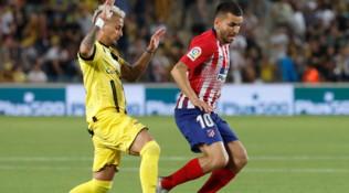 Il Milan stringe per Correa: l'agente in Italia