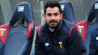 Davide Capello, la nuova vita al Genoa dopo il Ponte Morandi