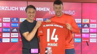 Bayern Monaco, Perisic si prende la maglia 14
