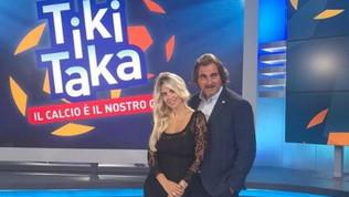 Tiki Taka: confermata Wanda Nara al fianco di Pierluigi Pardo con Cassano e Vieri