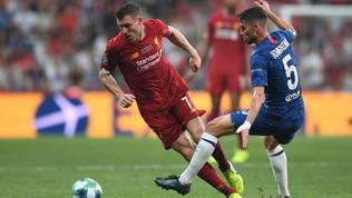 Jorginho diventa... Jorghino. Clamorosa gaffe del Chelsea