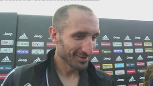"""Juventus, Chiellini; """"L'Inter ora deve vincere lo scudetto"""""""