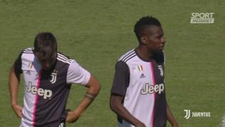 Juventus A-Juventus B 3-1 a Villar Perosa: gol e highlights