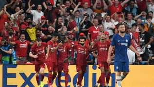 Supercoppa Europea, Liverpool-Chelsea 7-6 dcr: spettacolo a Istanbul, Abraham tradisce Lampard