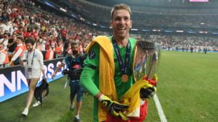 Supercoppa, Adrian eroe per caso del Liverpool: dieci giorni fa era svincolato