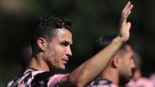 Juventus: per Cristiano Ronaldo niente Trieste, ma col Parma ci sarà