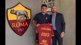 """Roma, Under rinnova fino al 2023: """"Ho realizzato il mio desiderio"""""""