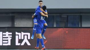El Shaarawy gol e assist: il debutto da titolare in Cina è super