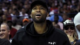 Nba, Lakers: Cousins crac, probabile rottura del crociato sinistro